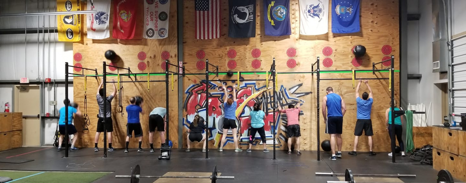 CrossFit Training in Mechanicsburg PA