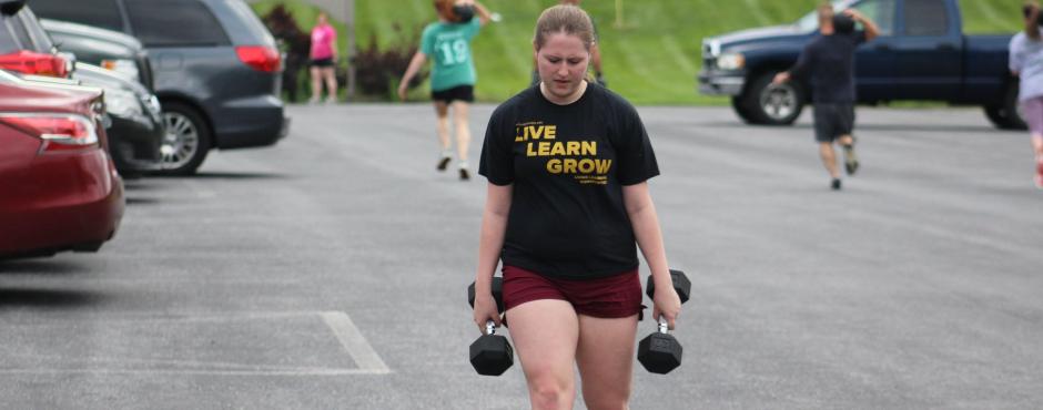 Personal Training in Mechanicsburg PA